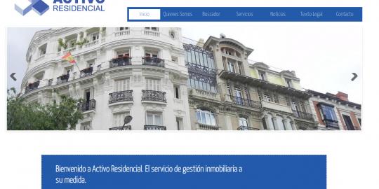 Inmobiliaria Activo Residencial