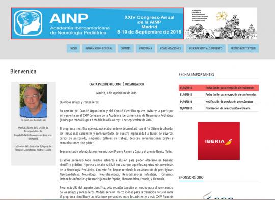 Congreso AINP2016