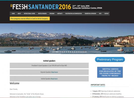 Congreso FESSH2016